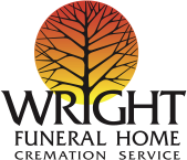 Wright Funeral Home & Cremation Service Logo